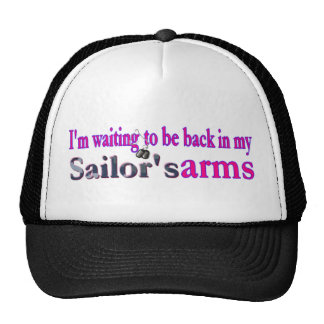 Waiting to be back in my Lovely Sailors Arms Mesh Hats