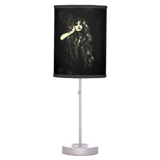Waiting To Exhale Table Lamp