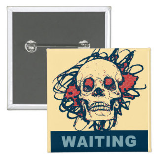 Waiting will be perfect man! buttons