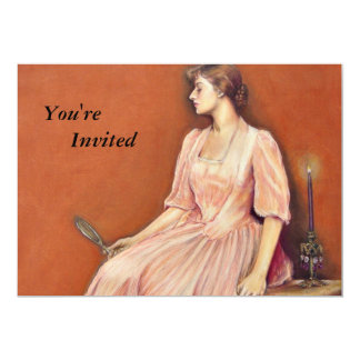 Waiting, You're           Invited Card
