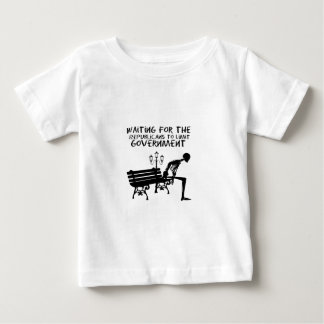 waitingforgov.png baby T-Shirt