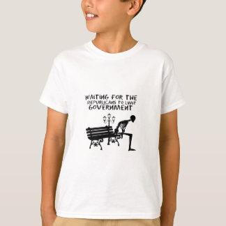 waitingforgov.png T-Shirt