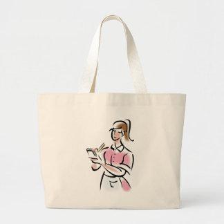 Waitress Bag