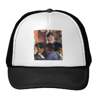 Waitress by Edouard Manet Trucker Hat