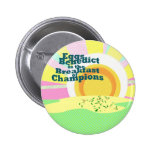 Waitress Flare Eggs Benedict Breakfast Sales - Buttons