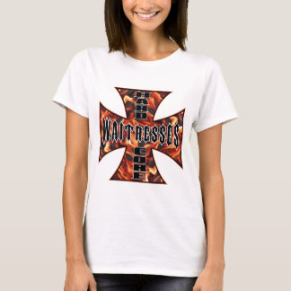 Waitress Hard Core T-Shirt