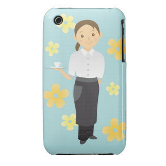 Waitress iPhone 3 Case