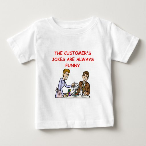 waitress joke t shirts T-Shirt, Hoodie, Sweatshirt