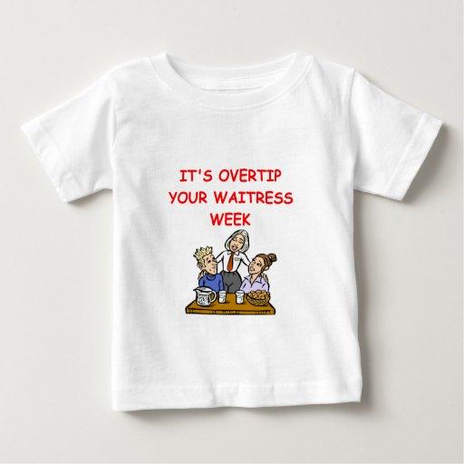 waitress joke tshirts T-Shirt, Hoodie, Sweatshirt