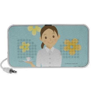 Waitress Portable Speaker