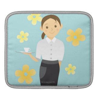 Waitress Sleeve For iPads