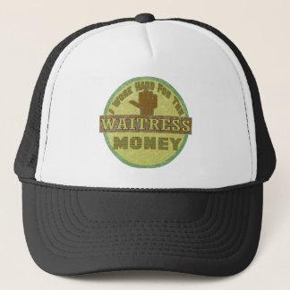 WAITRESS TRUCKER HAT