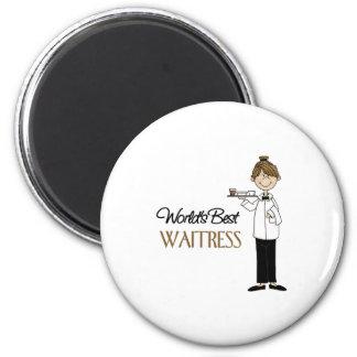 Waitress, Woman Magnet