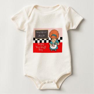 Waitstaff Day May 21 Baby Bodysuit