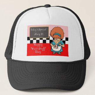 Waitstaff Day May 21 Trucker Hat