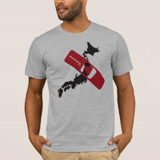 WAJ Japan! WAJ日本! T-Shirt