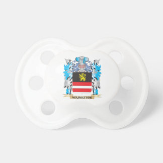 Wajnsztok Coat of Arms - Family Crest BooginHead Pacifier
