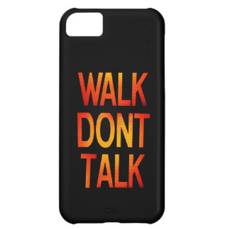 Wak Don't Talk Cover For iPhone 5C