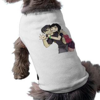 Wakaba and Arai Shirt