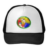 Wakaki Mesh Hats