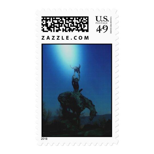 Wakan Tanka Stamp
