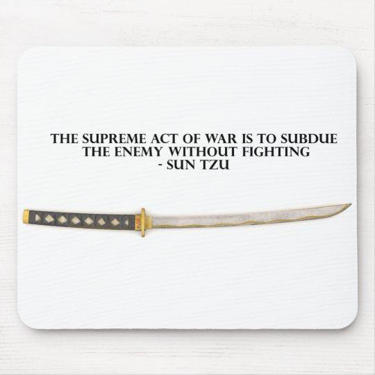 Wakashi - Supreme Act of War mousepad