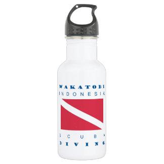 Wakatobi Indonesia Water Bottle