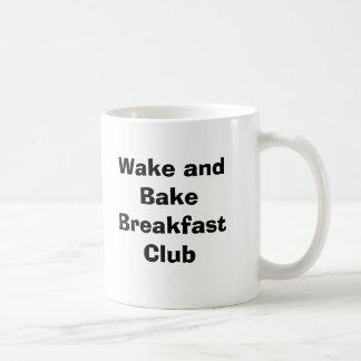 Wake and Bake Breakfast Club Coffee Mugs