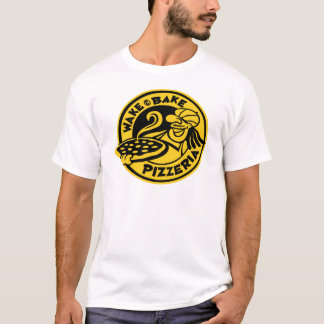 Wake and Bake by Mini Brothers T-Shirt