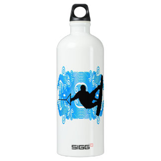 Wake Bound Aluminum Water Bottle