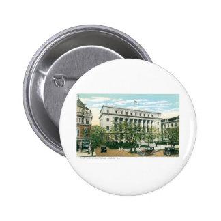 Wake County Courthouse, Raleigh, North Carolina Pinback Button