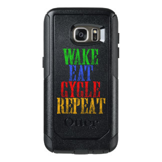 WAKE EAT CYCLE REPEAT OtterBox SAMSUNG GALAXY S7 CASE