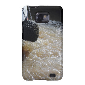 Wake From A Canal Boat Samsung Galaxy S2 Case