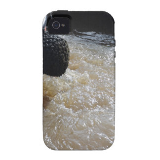 Wake From A Canal Boat Case-Mate iPhone 4 Cover
