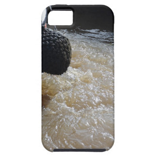 Wake From A Canal Boat iPhone 5 Cover