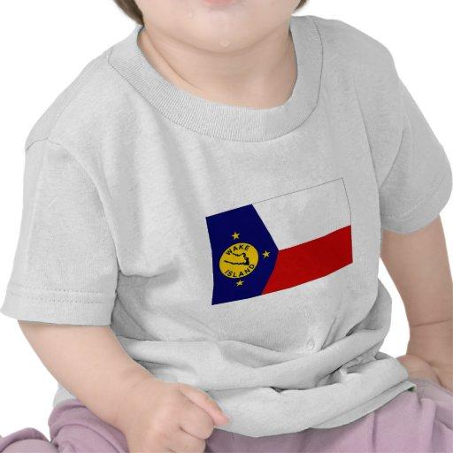 Wake Island Local Unofficial Flag T Shirt