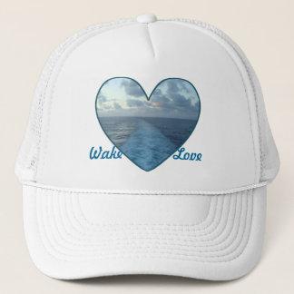 Wake Love Trucker Hat