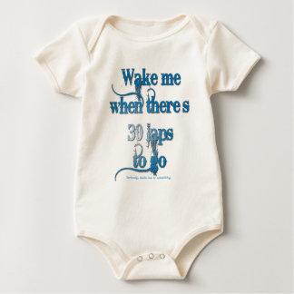 Wake me baby bodysuit