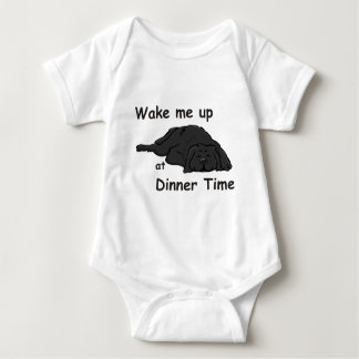 Wake Me Up At Dinner Time T Shirts
