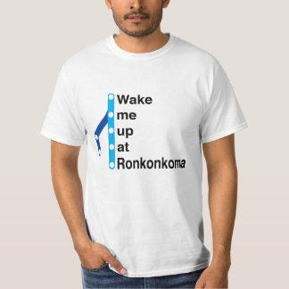 Wake me up at Ronkonkoma station T-Shirt