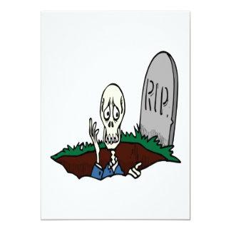 Wake The Dead Invitations