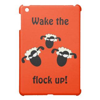 """Wake The Flock Up!"" iPad Mini Case"