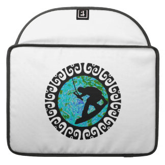 WAKE THE PLANET MacBook PRO SLEEVE