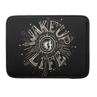 Wake up 4 Life! Sleeves For MacBooks