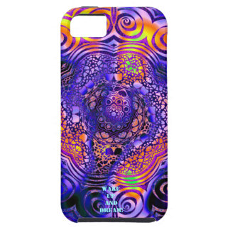 wake UP and dream! iPhone SE/5/5s Case