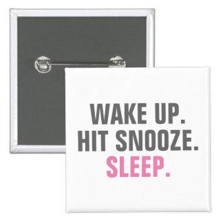 Wake Up and Sleep Button