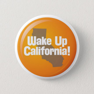 Wake Up California button
