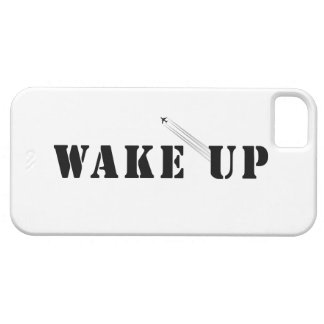 WAKE UP iPhone 5 COVER