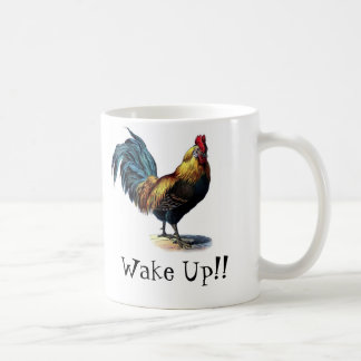 Wake Up!! Coffee Mug