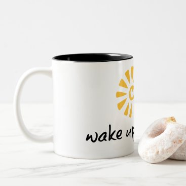 Gratefulness_Org Wake Up Grateful Mug